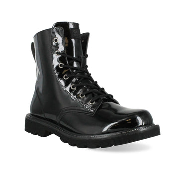 Gotta Flurt Women's Luna Black Dance Combat Boot