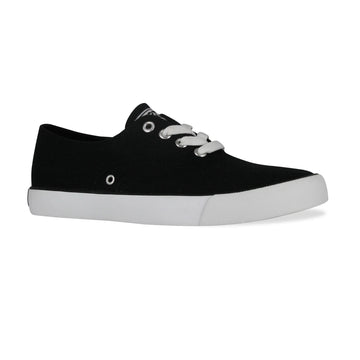 Gotta Flurt Women's Rippy Black Low-Top Sneaker
