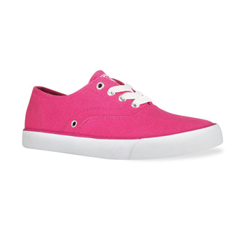 Gotta Flurt Women's Rippy Hot Pink Low-Top Sneaker