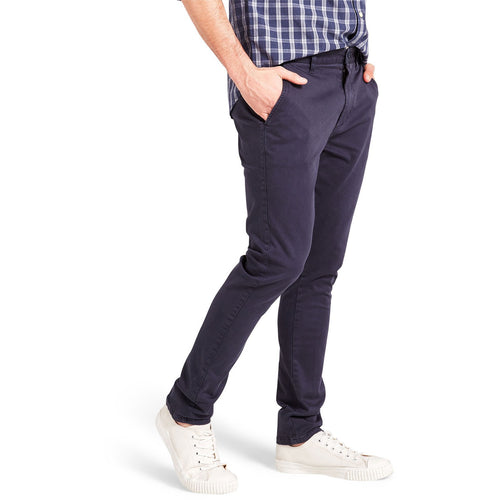 Skinny Stretch Chino Navy