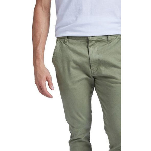 Skinny Stretch Chino Olive