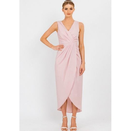 Abby Dress Blush
