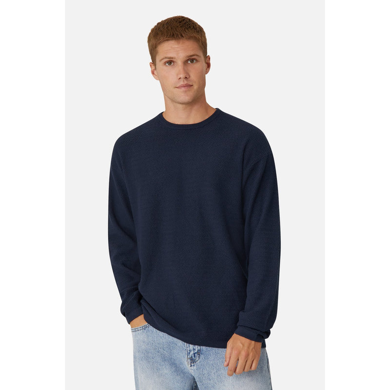 Aries Knit Navy