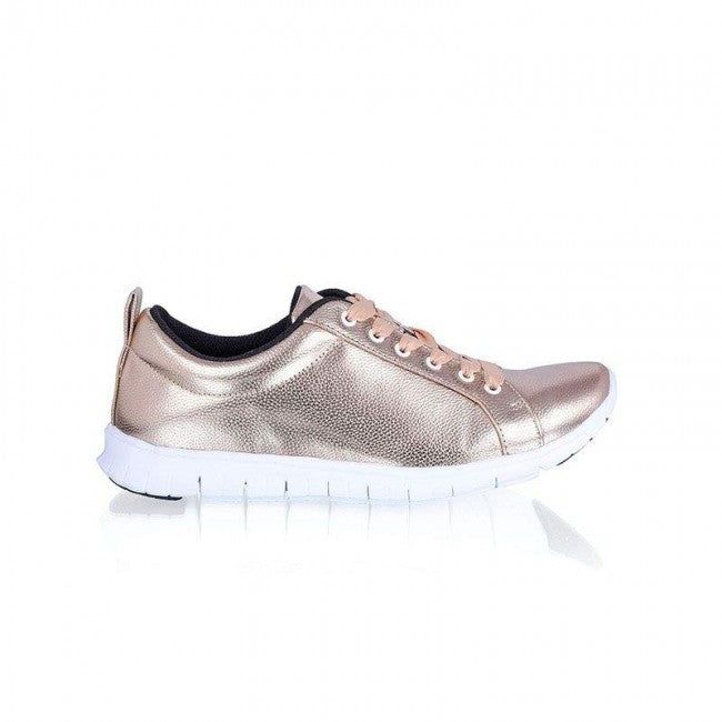 Bailey Sneaker Rose Gold
