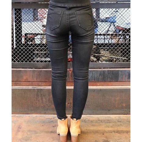 Bell Jeggings Black