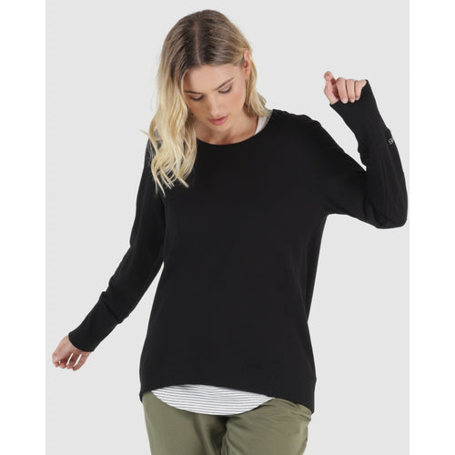 Dolly Sweat Black