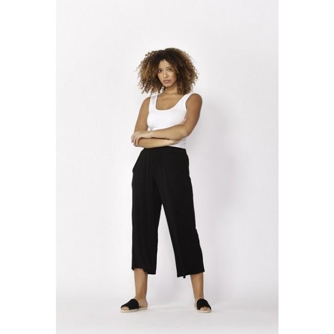 Dublin Cropped Pant Black