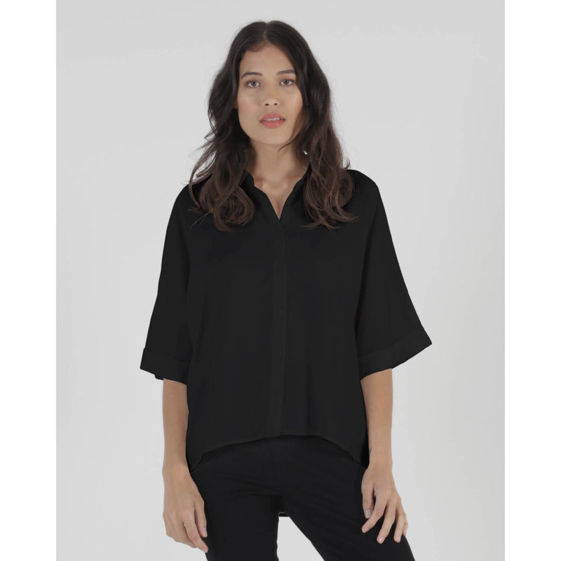 Ellis Shirt Black