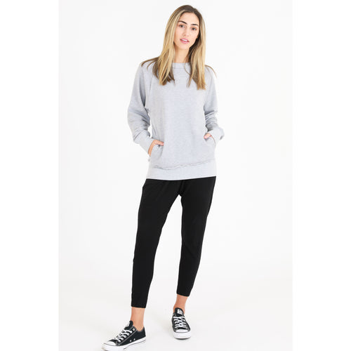 Hannah Sweater Grey