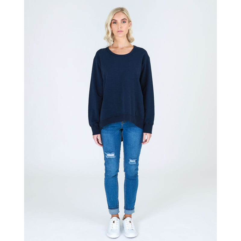New Haven Sweater Indigo