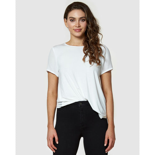 Niyah Top White