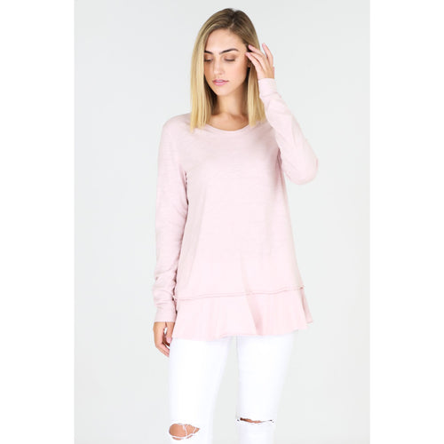 Orchid Tee Blush