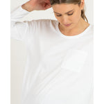 Phoebe Top White