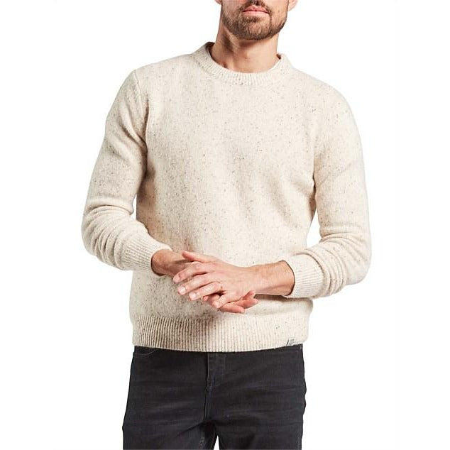 Shoreditch Crew Knit Natural