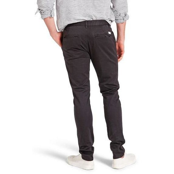 Skinny Stretch Chino Black