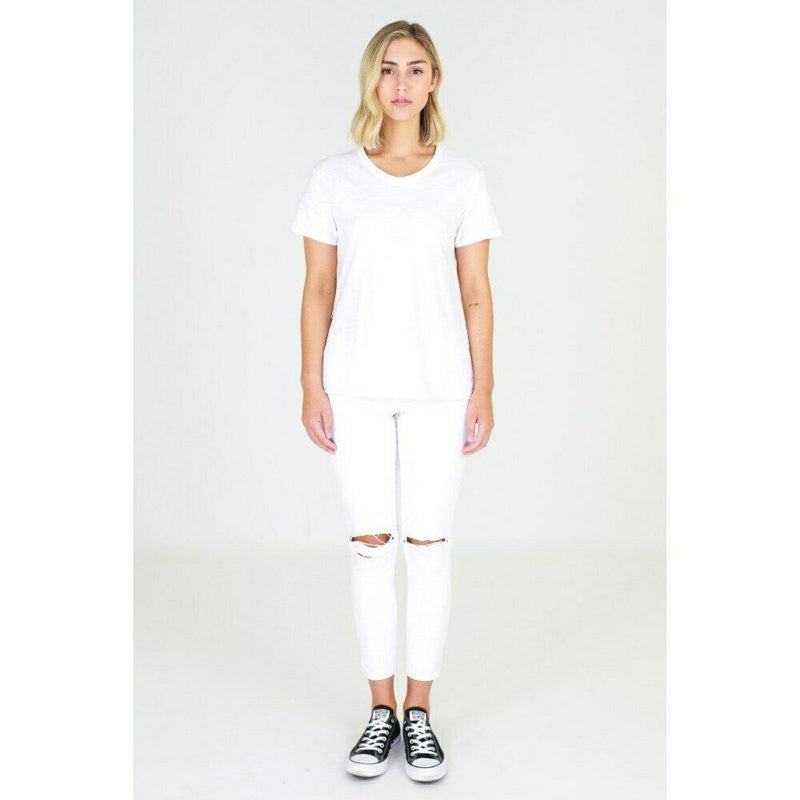 Sorrento Tee White