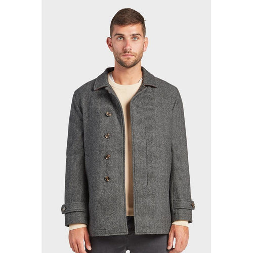 Spring Street Mac Jacket Charcoal