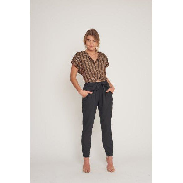 Stacy Pant Black