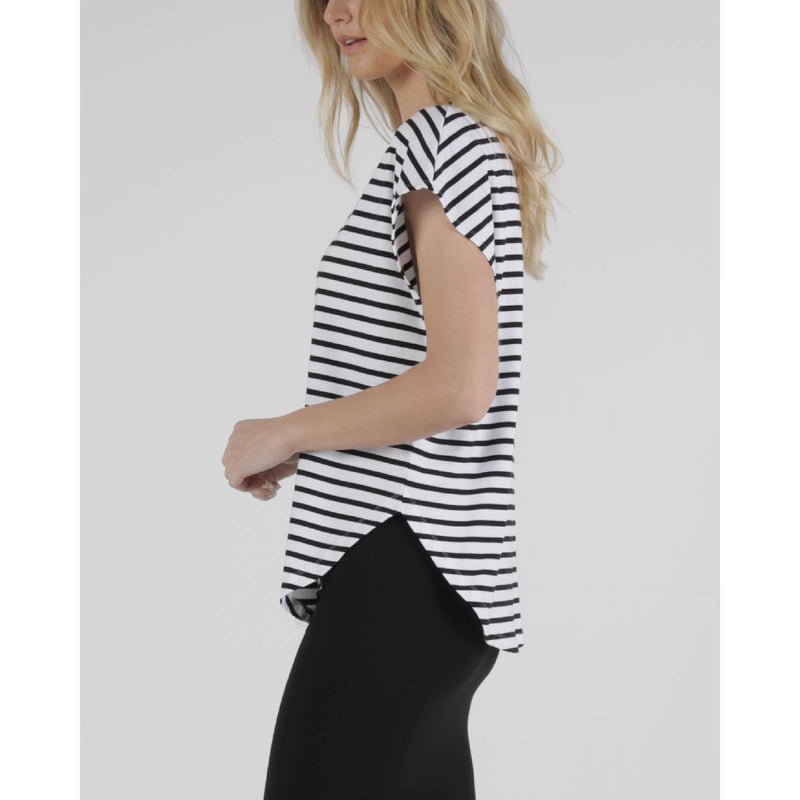 Tulip Top Stripe