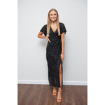 Taya Maxi Dress Black