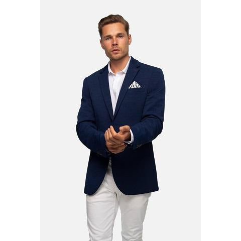 The Caulfield Blazer Navy
