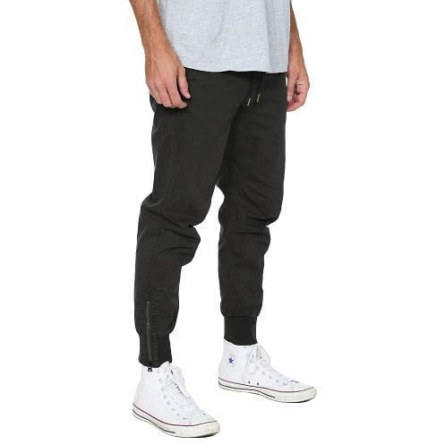 The Hasting Pant Black