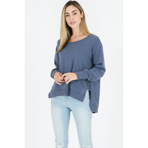 Ulverstone Sweater Bluestone