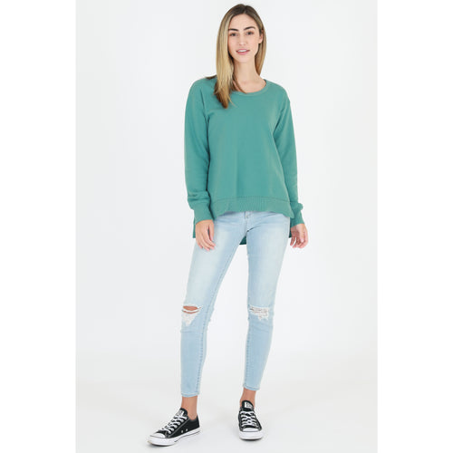 Ulverstone Sweater Sea Green