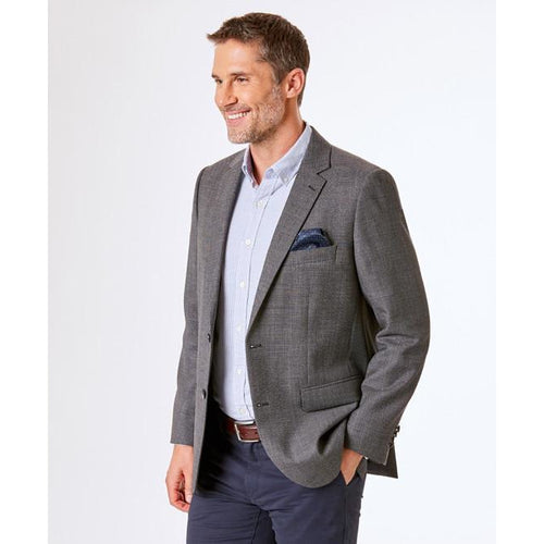 Pure Wool Sportscoat Grey