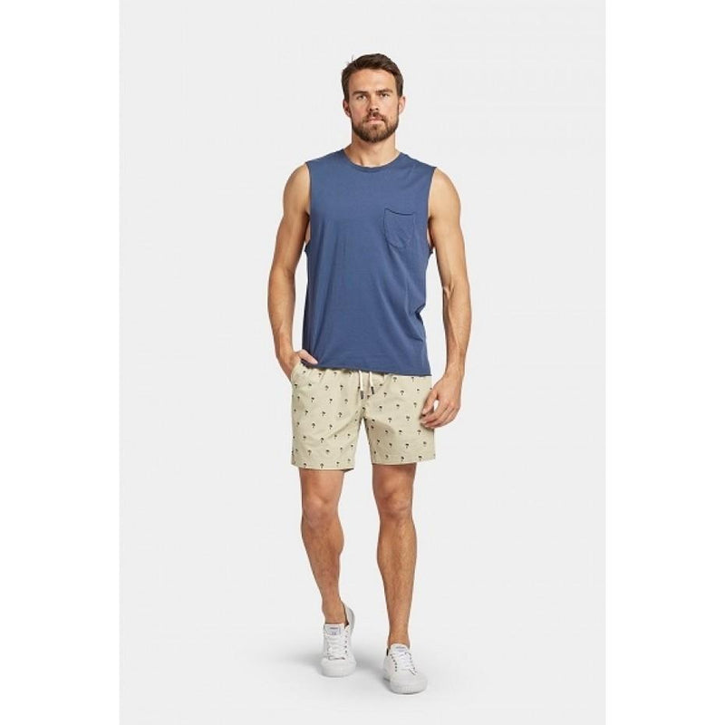 Blizzard Wash Tank Navy
