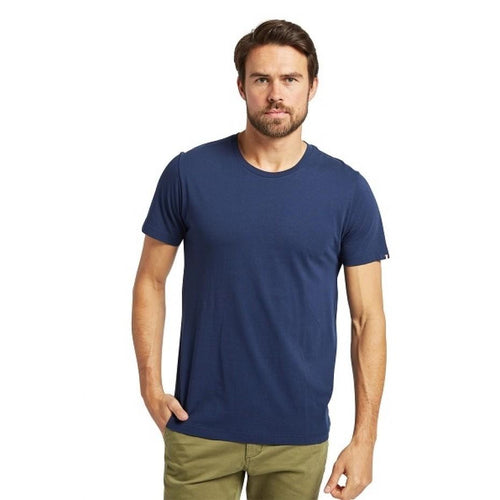 Blizzard Wash Tee Navy