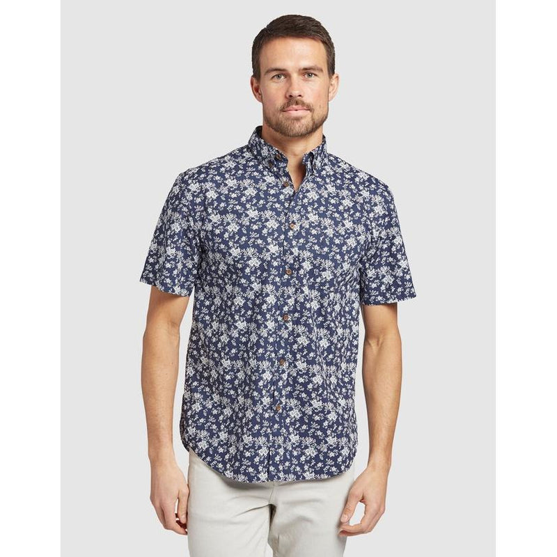 Deerfield Shirt Navy