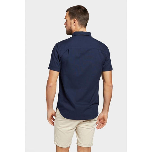 Dillon S/S Shirt Navy