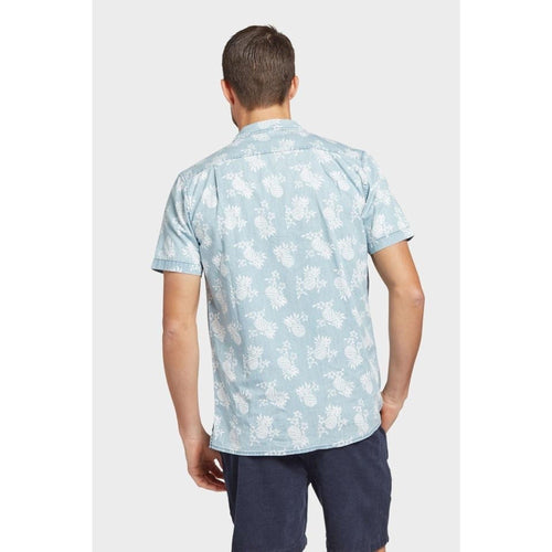 Quigg Shirt Light Blue