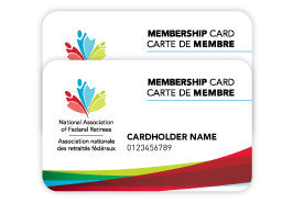 Image of two membership cards