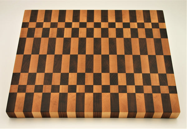 End grain cutting board-Gift Wood