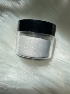 White mica powder