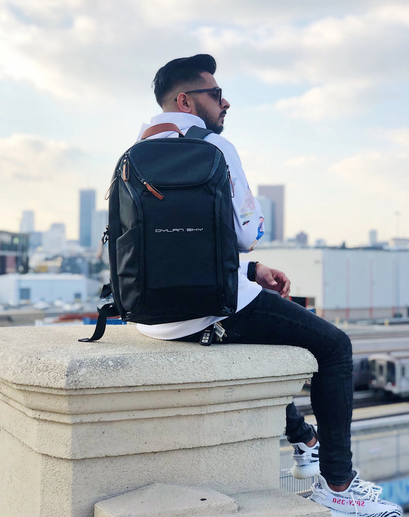 Iconic Laguna Backpack in Downtown Los Angeles