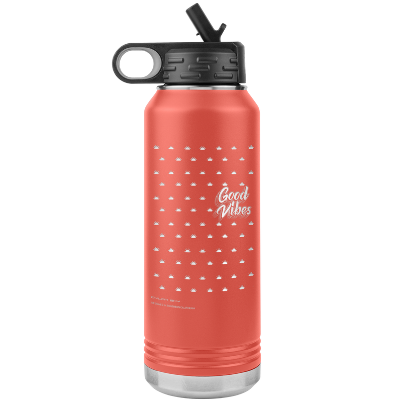 Good Vibes Everyday Water Bottle