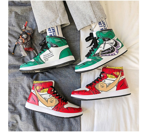 Sneakers Montantes - One Piece