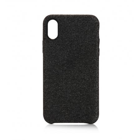 Axessorize - Allure fabric case for iPhone Xr Case Allure Comet black iPhone XR