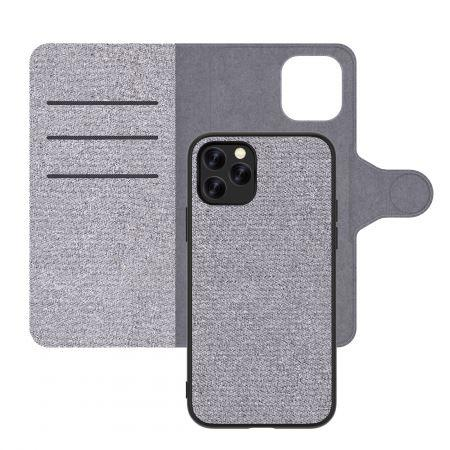 Axessorize - LUX folio case for iPhone 11 pro Case Axessorize Glacier grey iPhone 11 Pro