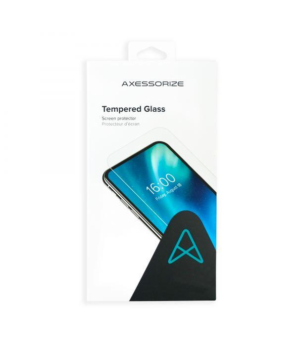 Axessorize - Tempered Glass for iPhone 11 Screen Protector Axessorize