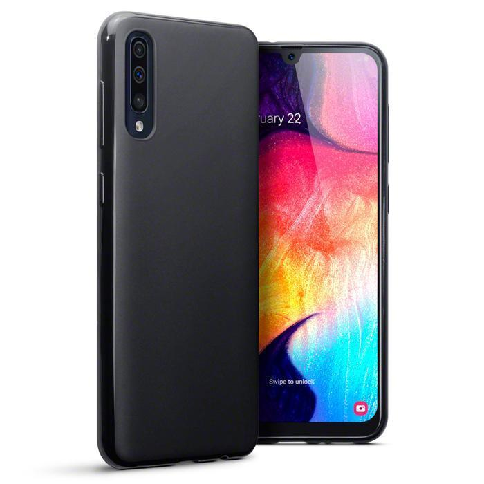 Gel Grip Samsung Galaxy A50 Gel Skin Coconut