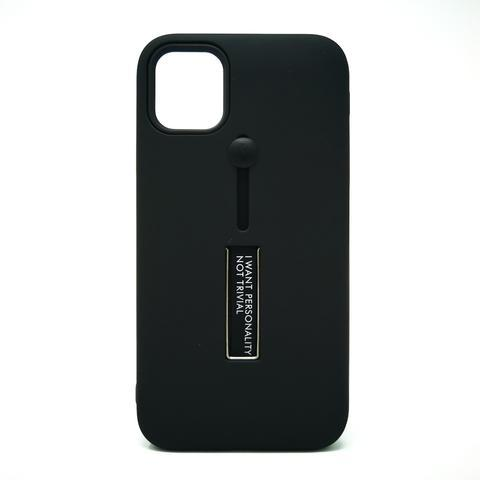 I Want Personality Not Trivial Case with Kickstand for Apple iPhone 11 Pro Max Coconut