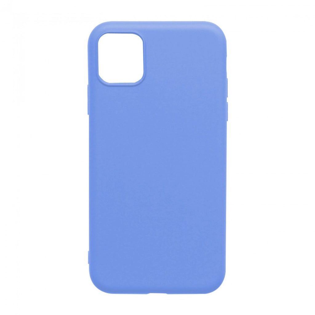 IntelCell - Soft Feeling Case for Apple iPhone 12 Mini Case IntelCell Light Blue