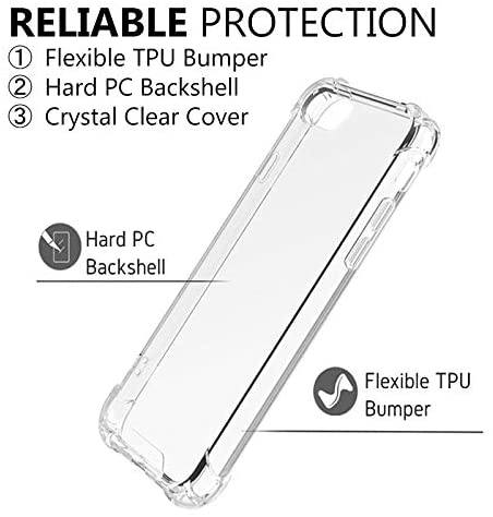 Iphone 6/7/8 Clear Lifeproof Bumper Cases Coconut