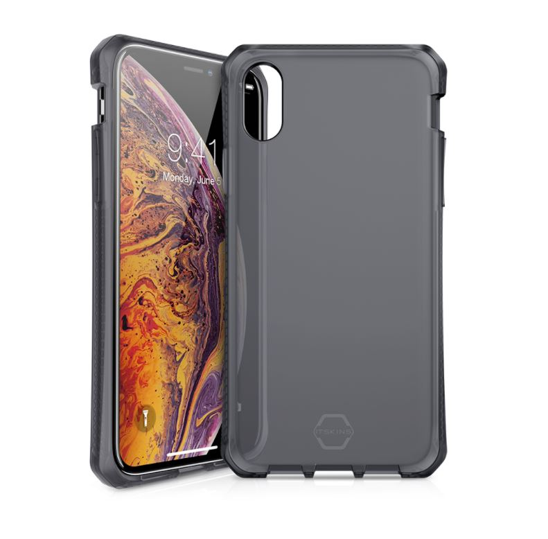 Itskins iPhone XS Max Case Case Coconut