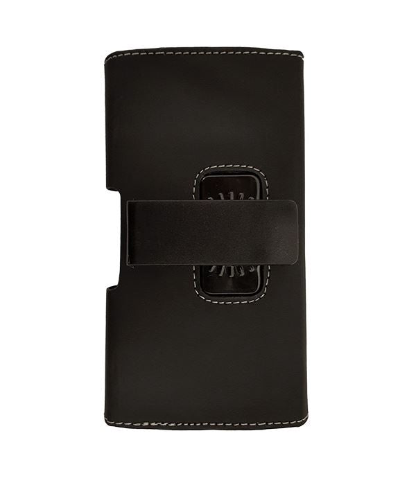 Leather case with rotating clip XL Case Axessorize