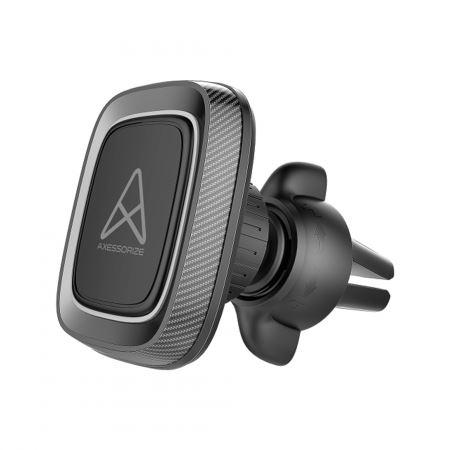 Magnetic Air Vent Car Mount 2- in-1 Car mount Axessorize